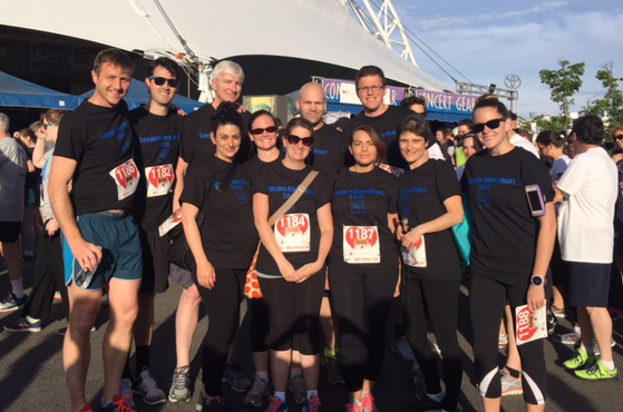 Lawyer's Have Heart 2016 5K Team